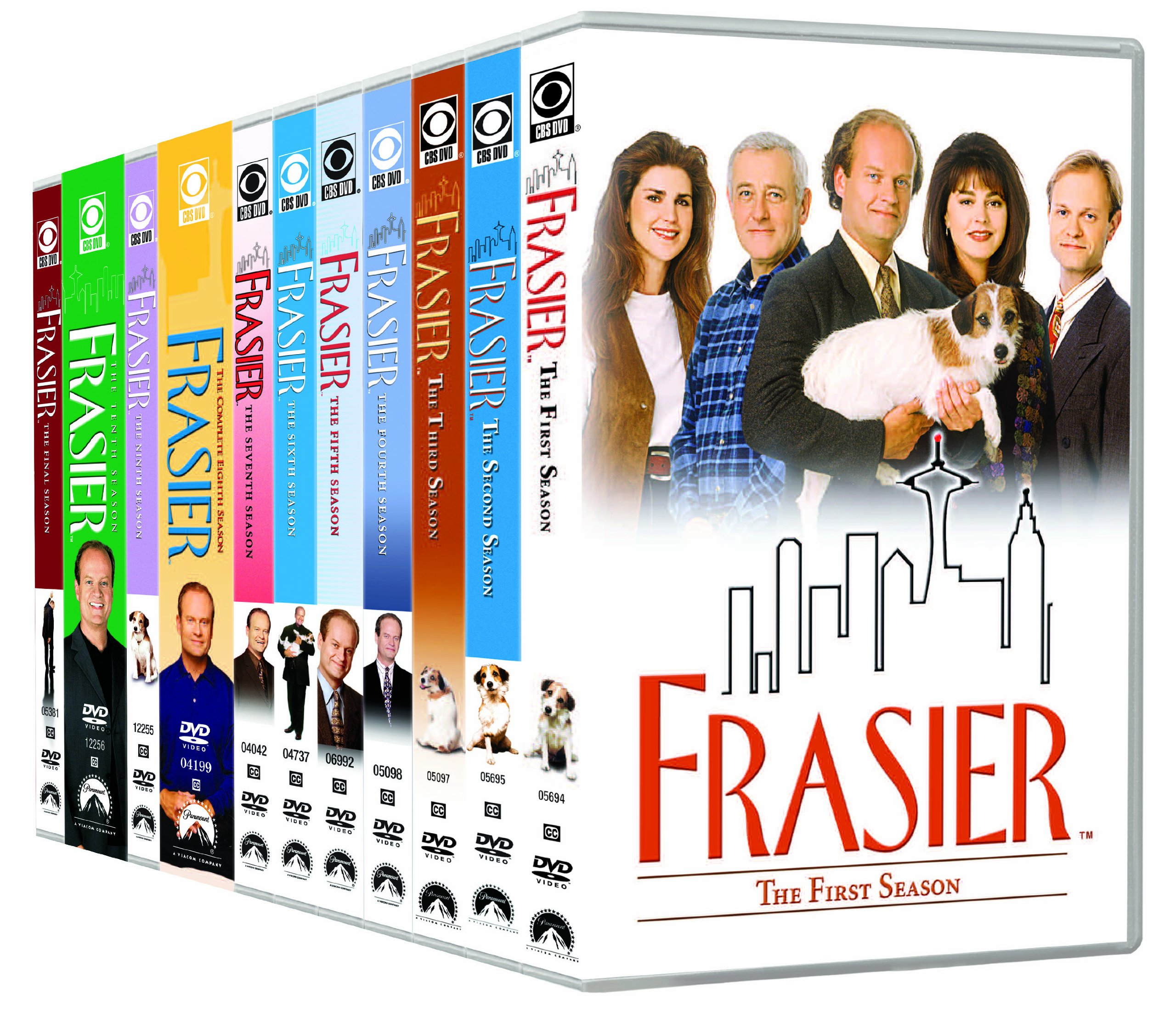 Frasier: The Complete Series by Paramount