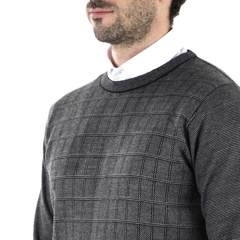 Men's Clothing Buratti Men Sweater 447model4by