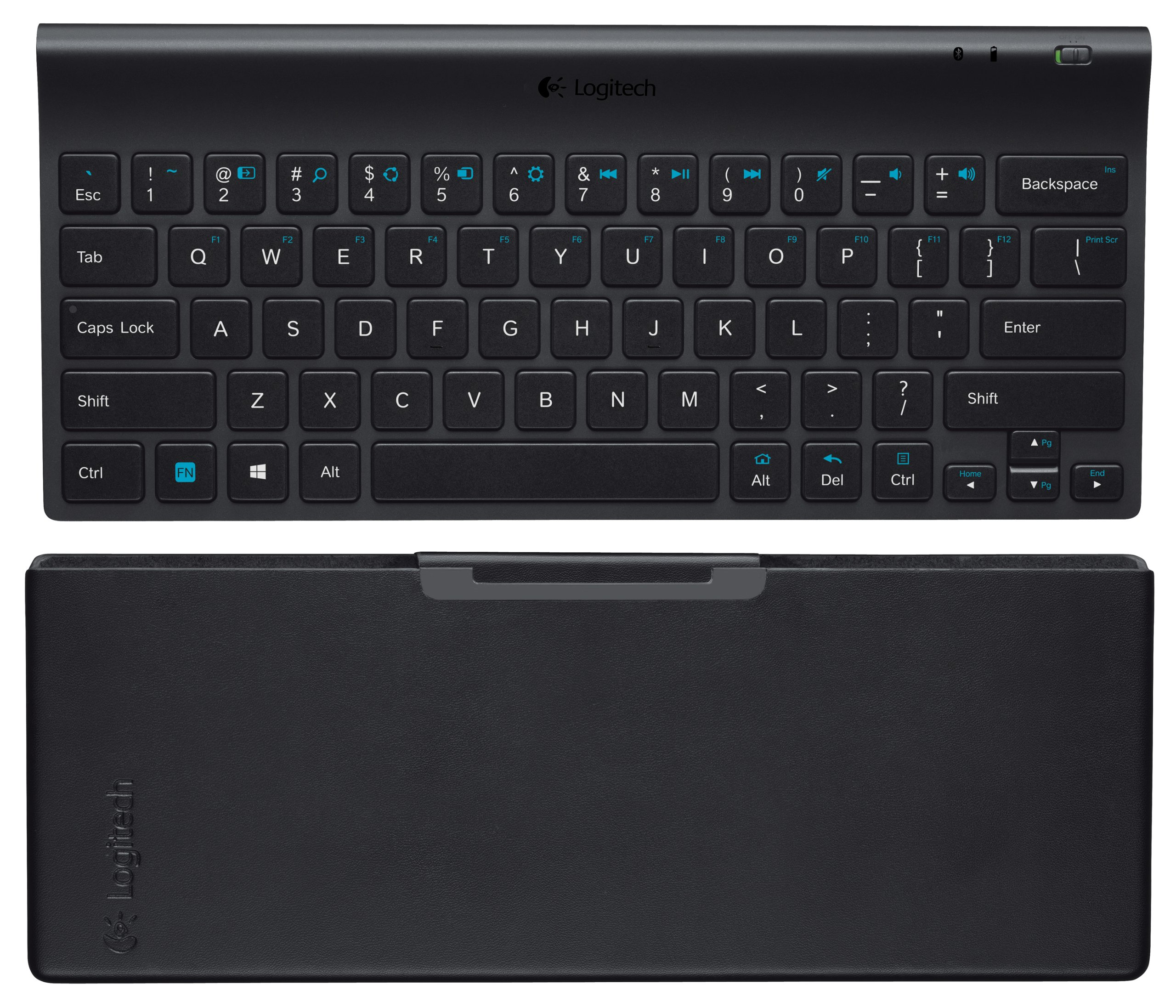 Logitech Tablet Keyboard for Windows 8, Windows RT and Android3.0+