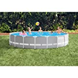 Intex 18ft X 48in Prism Frame Pool Set with
