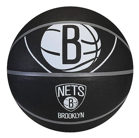 Spalding NBA Courtside Equipo al Aire Libre de Goma Baloncesto ...