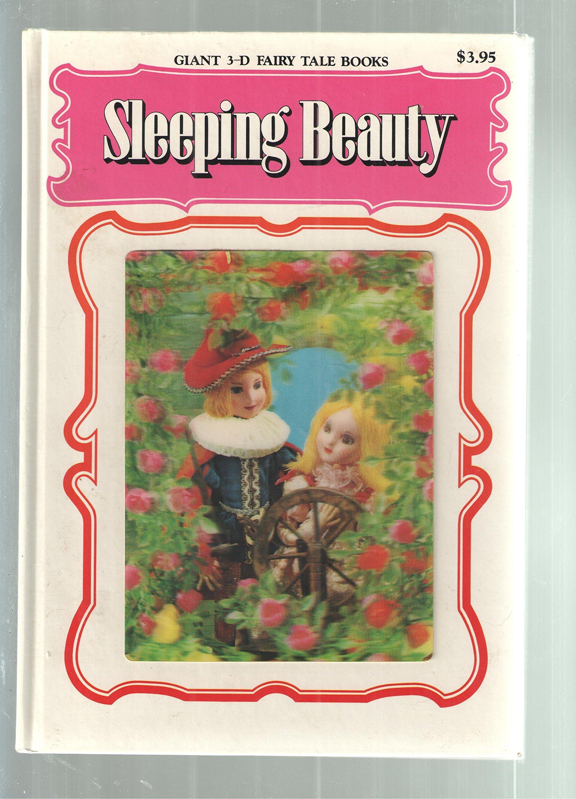 Read Online Giant 3-D Fairy Tale Book: Sleeping Beauty pdf epub