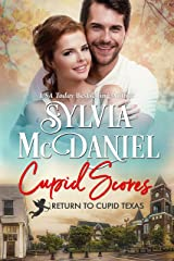 Cupid Scores: Western Small Town Contemporary Romance (Return to Cupid Texas Book 2) Kindle Edition