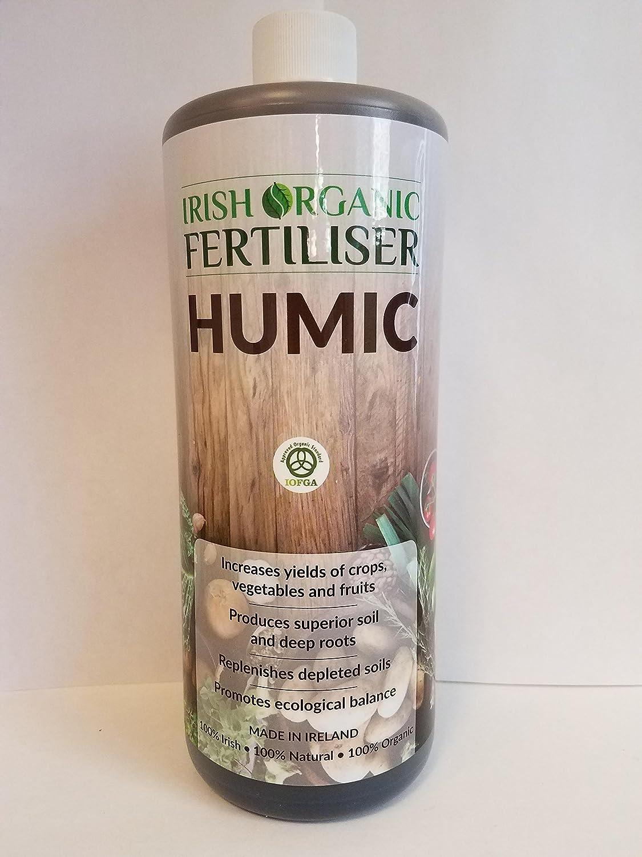 Irish Organic Fertilizer - All Natural & Made By Nature - 32oz