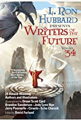 Writers of the Future Vol 34: #1 Bestselling Sci-Fi & Fantasy Anthology Kindle Edition