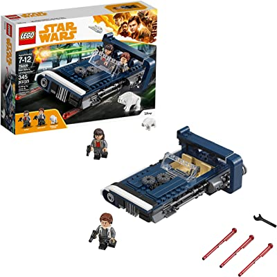 LEGO Star Wars Solo: A Star Wars Story Han Solo's Landspeeder 75209 Building Kit (345 Piece): Toys & Games