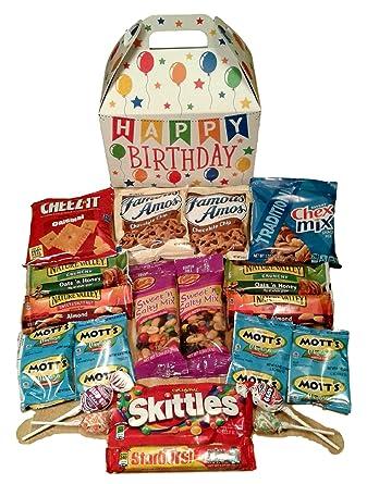 Feliz Cumpleaños Care Características del paquete Fun ...