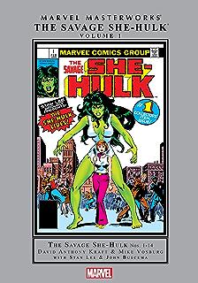 Amazon ms marvel masterworks vol 2 ms marvel 1977 1979 savage she hulk masterworks vol 1 savage she hulk 1980 fandeluxe Choice Image