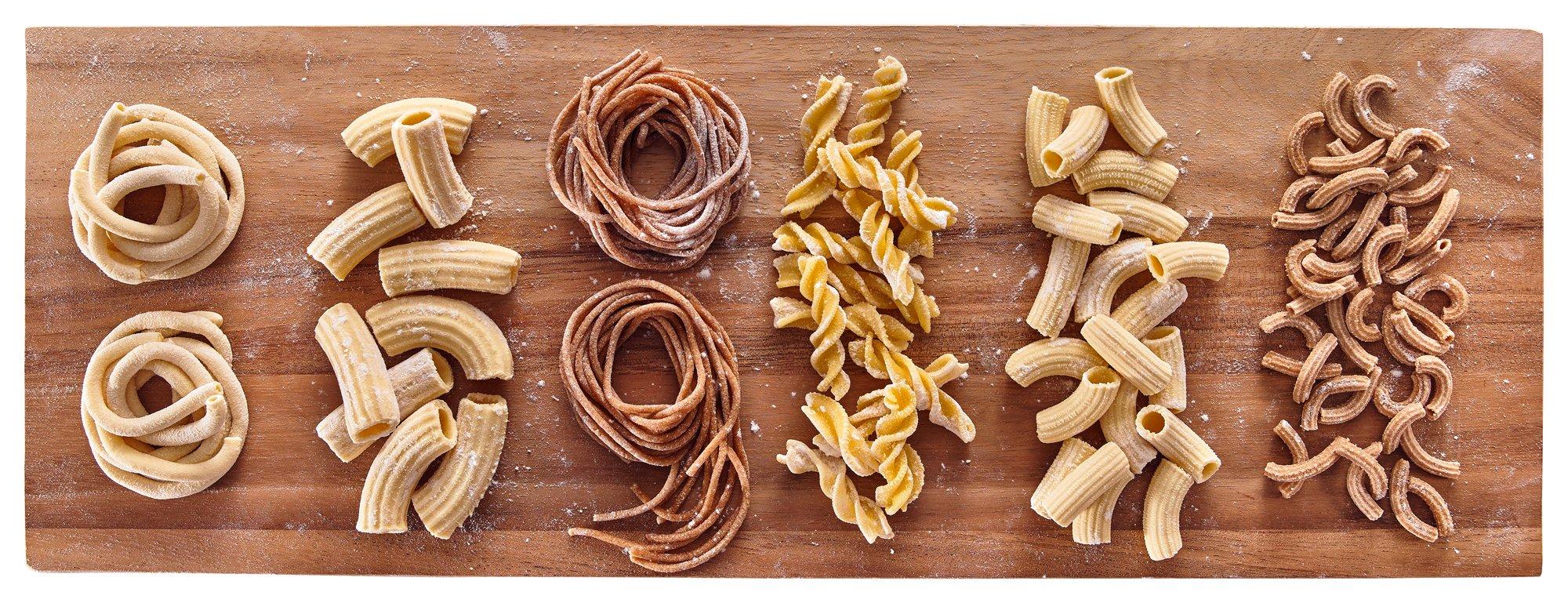 KitchenAid KSMPEXTA Gourmet Pasta Press Attachment with 6 Interchangeable Pasta Plates by KitchenAid (Image #3)