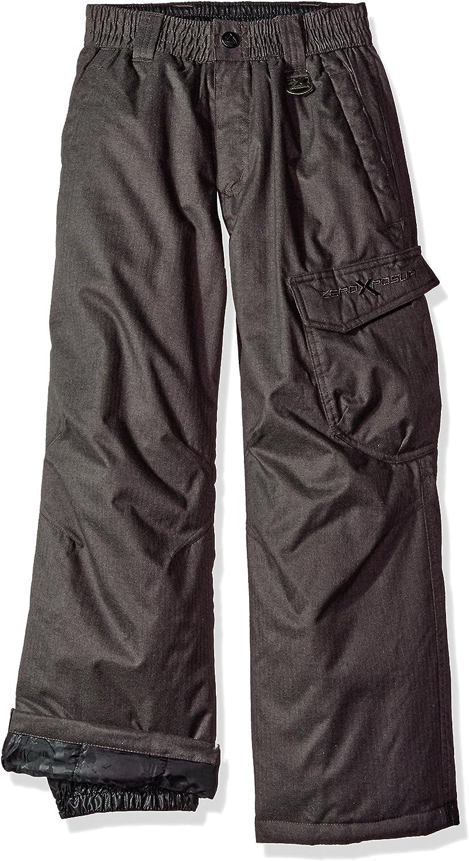 M - XL ZeroXposur R-Way Boys Winter Snow Pants
