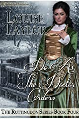 Do As The Doctor Orders (The Ruttingdon Series Book 4)