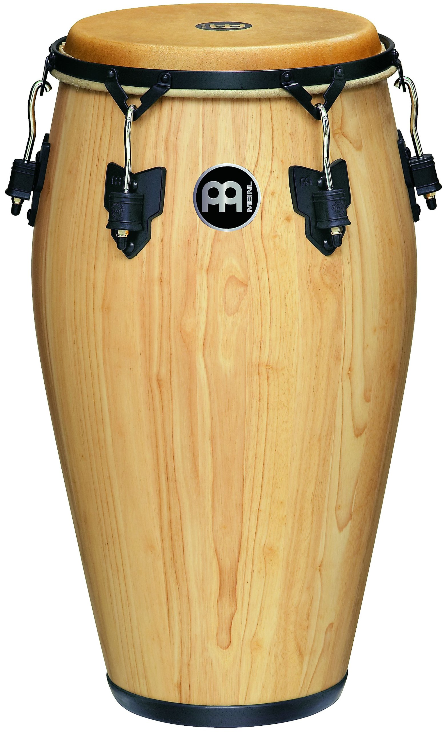 Meinl Percussion LC1212NT-M Artist Series Luis Conte Signature 12-Inch Tumba, Natural Finish by Meinl Percussion
