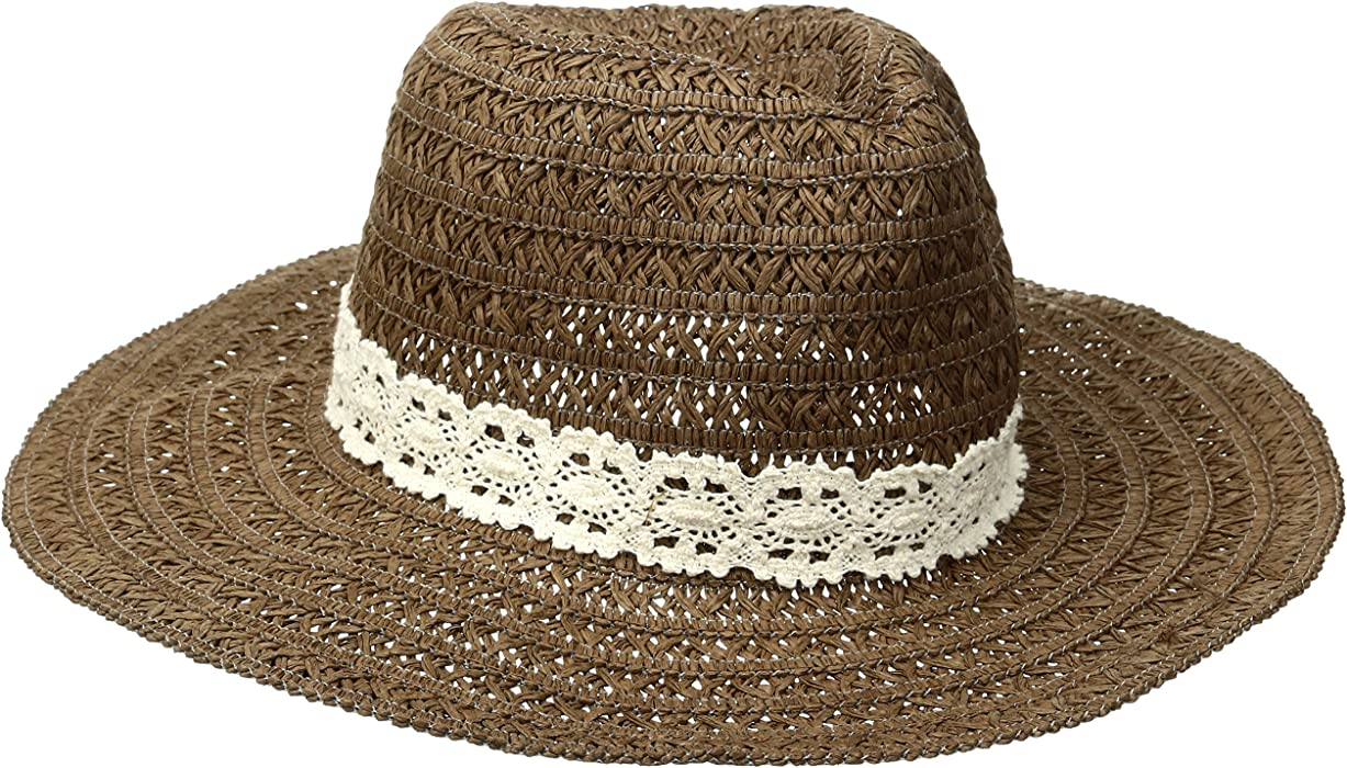 Roxy Junior s Cowgirl Straw Hat cd518711f348