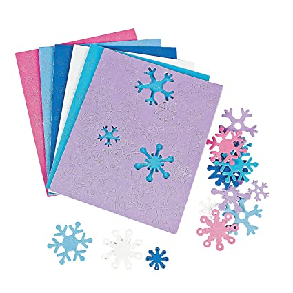 Image result for winter craft supplies""