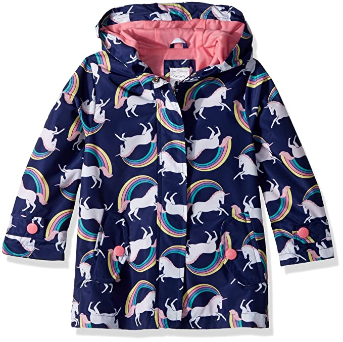 Amazon.com: Carters Her Favorite Rainslicker - Chaqueta ...