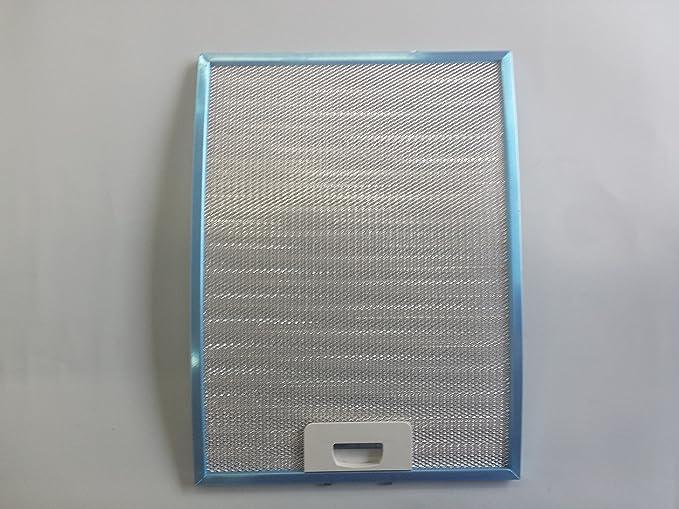 RECAMBIOS DREYMA Filtro Campana Extractor TEKA C610 C620 Curvado 37X28 C.O. 61865020: Amazon.es: Hogar