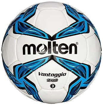 MOLTEN 1700 Series - Balón de fútbol de competición, Color Azul ...