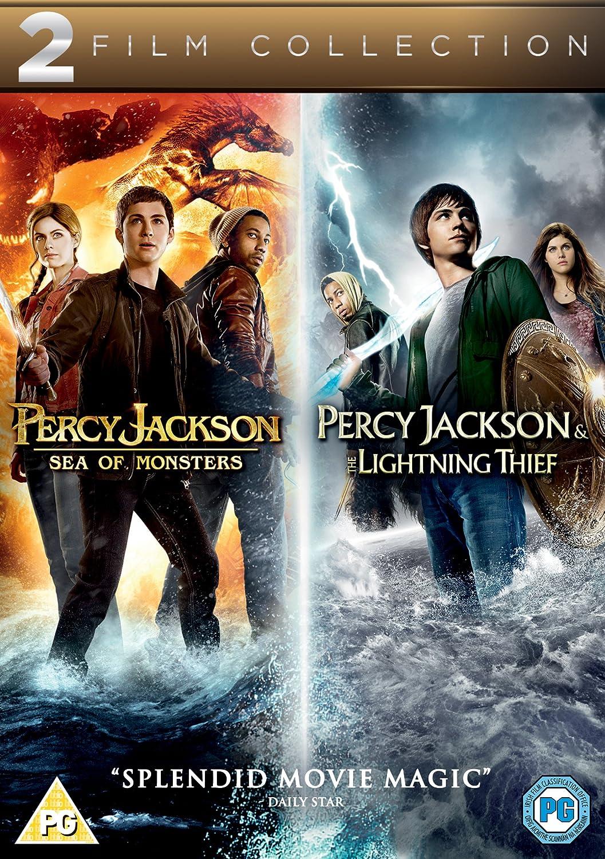Percy Jackson 1-2 DVD [Italia]: Amazon.es: Cine y Series TV