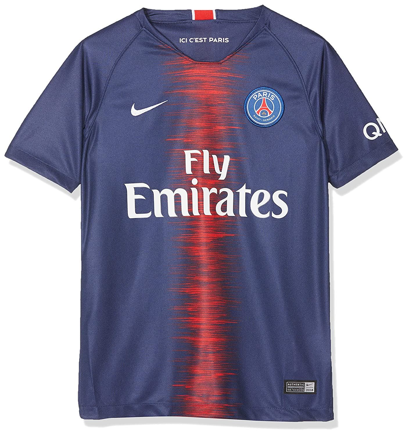 Nike Kinder PSG Y Nk BRT Stad Ss Hm Jersey
