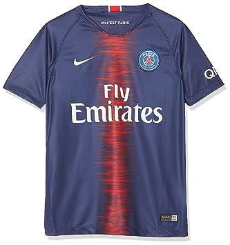 Nike PSG Y Nk BRT Stad JSY SS Hm T-Shirt, Unisex niños: Amazon.es: Deportes y aire libre