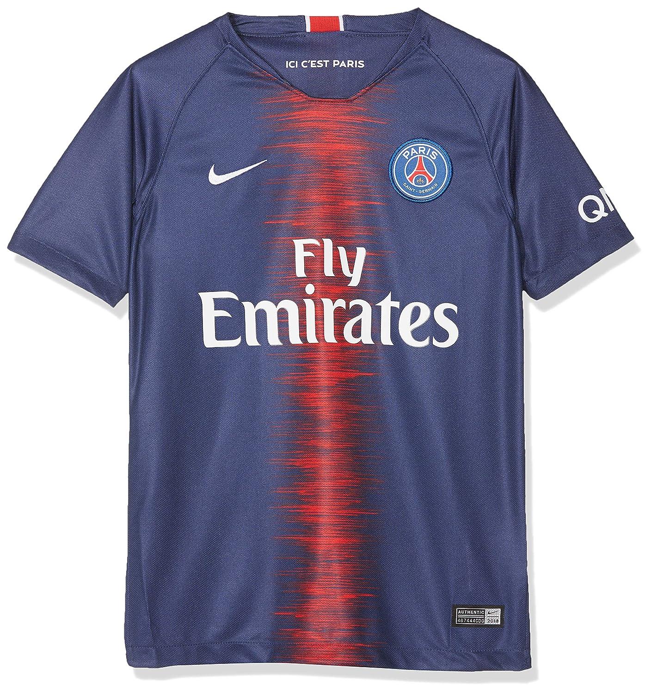 NIKE 2018-2019 PSG Home Shirt (Kids)