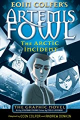 The Arctic Incident: The Graphic Novel (Artemis Fowl Graphic Novel Book 2) Kindle Edition