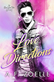 Love Directions: An MM Love at First Sight Romance (Good Bad Idea Book 5)