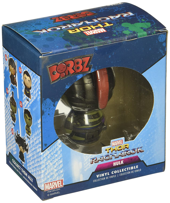 Dorbz Thor Ragnarok Gladiator Hulk Limited Edition Vinyl Funko Figure 366 13780-DZ-1U4