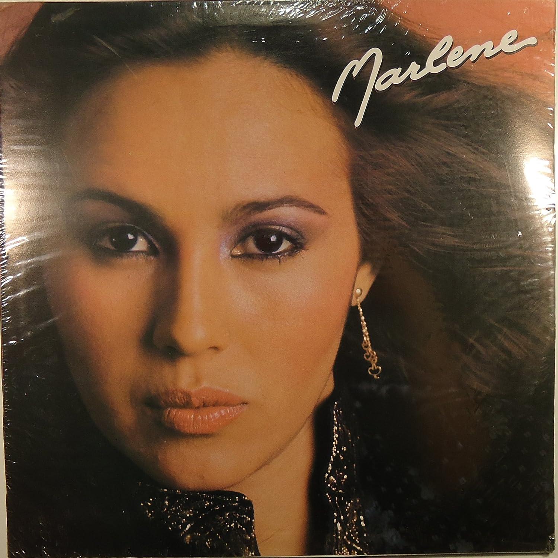 El único, y exitoso, disco que grabó Marlene. Foto Amazon