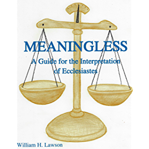 Meaningless: A Guide for the Interpretation of Ecclesiastes