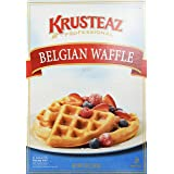 Krusteaz Belgian Waffle Mix - 5 Pound Foodservice Bag