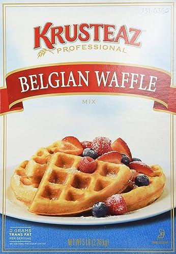 Krusteaz Belgijski Waffle Mix