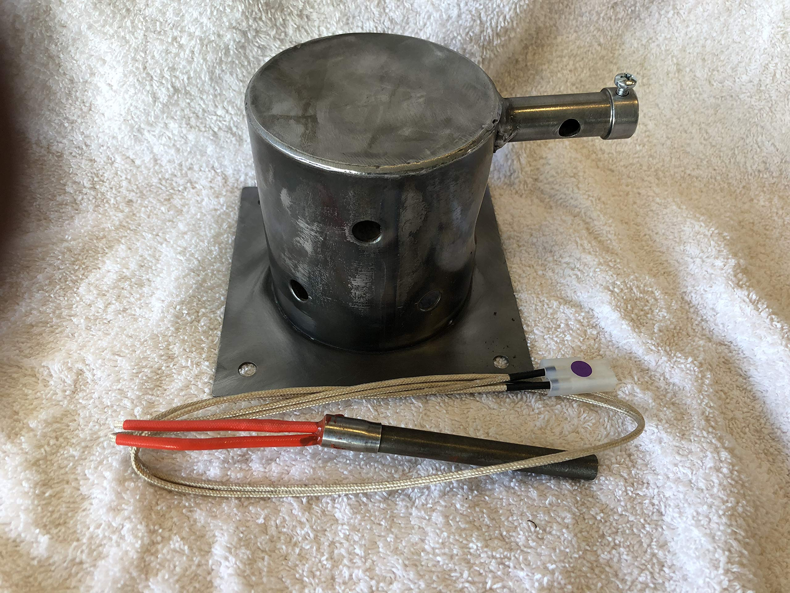 Fire Pot and Igniter Combo for All Traeger Grills < Grills & Outdoor