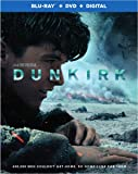 Dunkirk (Blu-ray + DVD + Digital Combo Pack)