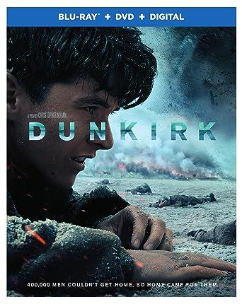Dunkirk (Blu-ray + DVD + Digital Combo Pack)