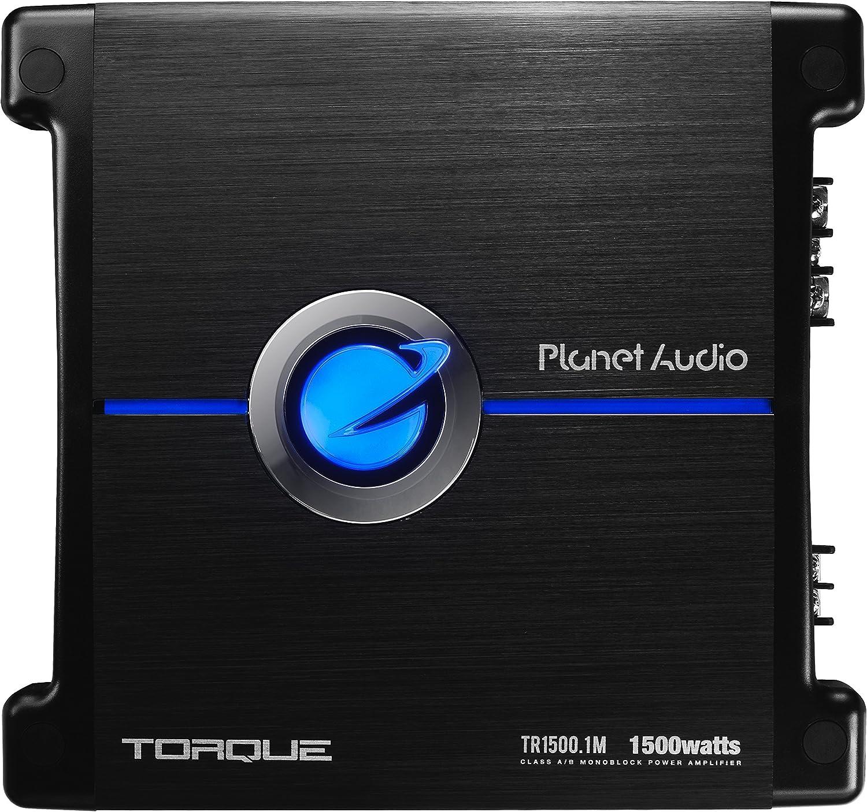 Planet Audio TR1500.1m Monoblock Amplifier