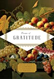 Poems of Gratitude (Everyman's Library Pocket Poets Series)