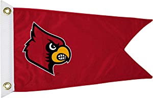 NCAA Louisville Cardinals Boat/Golf Cart Flag
