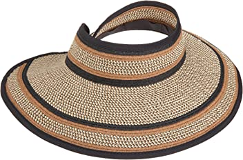 987b1d5c6df San Diego Hat Company Women s Ultrabraid Visor Hat