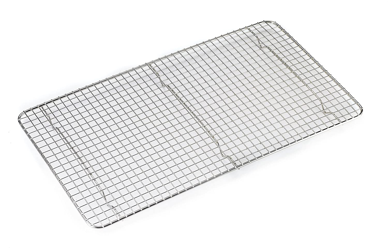 """FREE SHIP! Chrome Plated *NEW* Update PG1018 Full Size Pan Grate 10/"""" x 18/"""""""