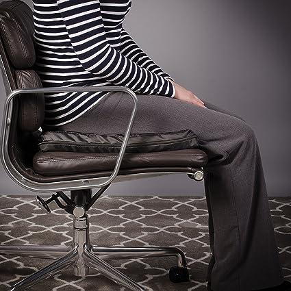 Amazon.com: DMI – Cojín de espuma de gel para sillas de ...