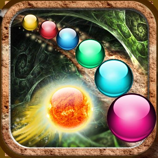 Marble Maze (Games Zuma Deluxe)