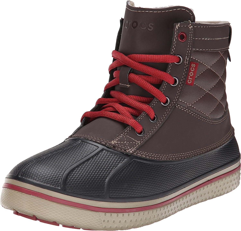 Crocs Mens AllCast Rain Boot