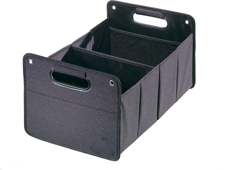 Cb Präsentwerbung Gmbh Kofferraumtasche Aus Polyester Mit Sehr Stabilem Boden Car Organizer Auto Klappbox Kofferraumbox Faltbox Organizer Autobox Auto