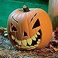 Halloween Pumpkin Carving Kit - Pumpkin Teeth for your Jack O' Lantern - Set of 18 White Shark Teeth
