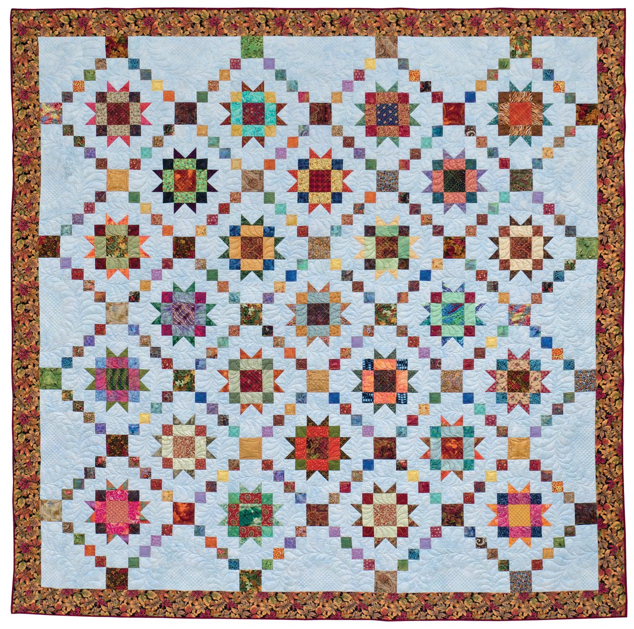 Scrap Quilts Fit For A Queen Or A King Twin Or Lap Sally