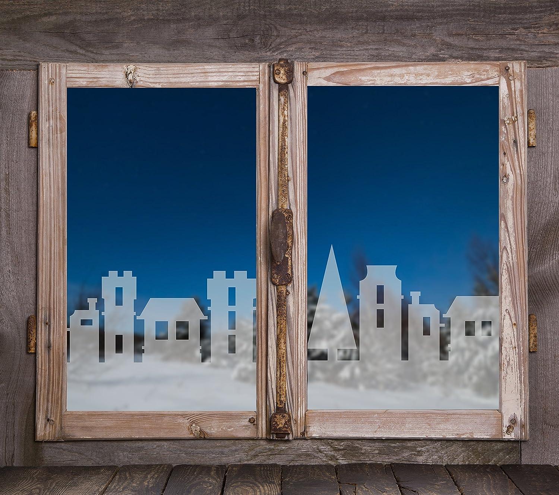 Fensterfolie Dekofolie H A User Selbstklebend Dekorativer