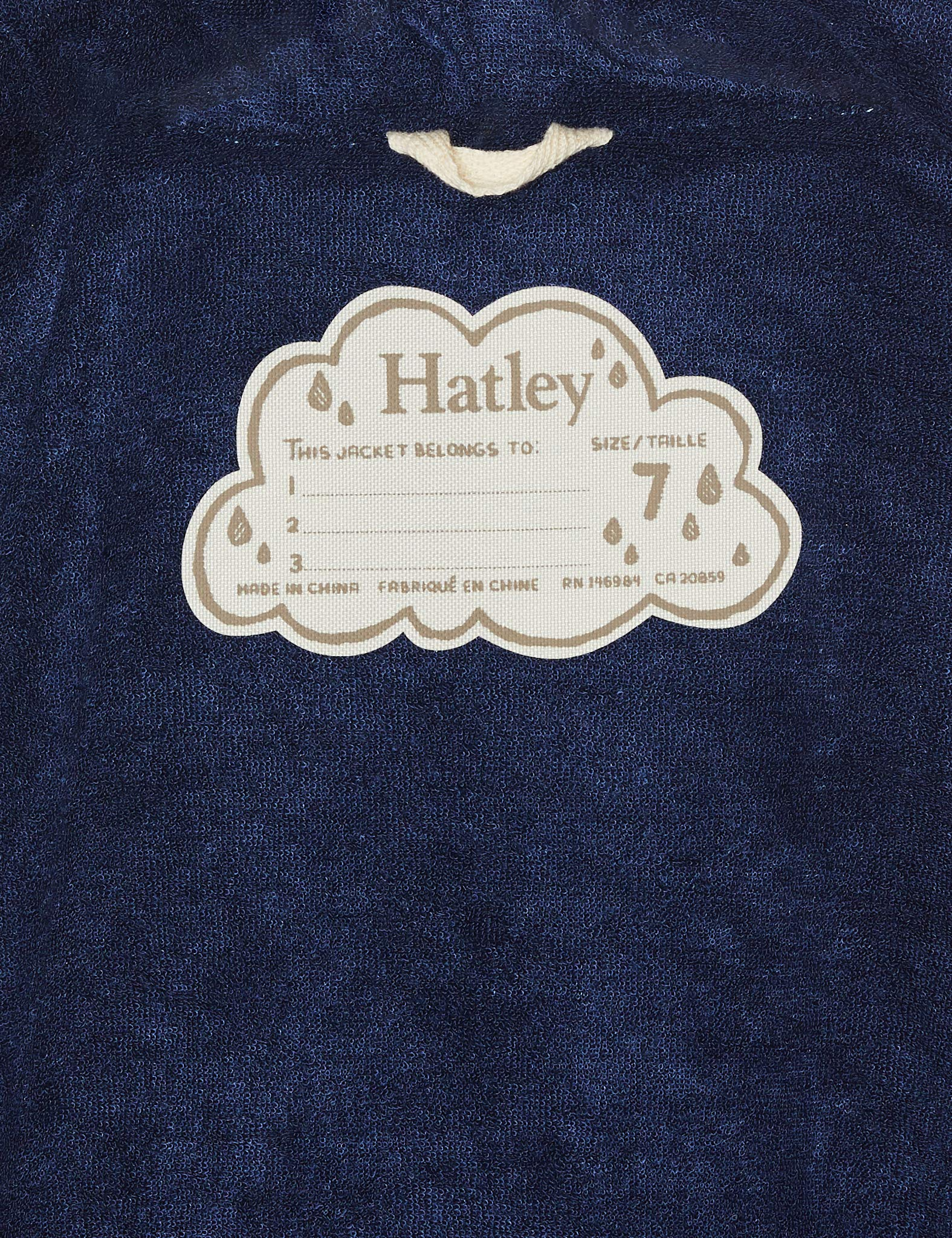 Hatley Boys' Big Splash Jacket, Color Changing Silhouette Dinos 7 Years by Hatley (Image #4)
