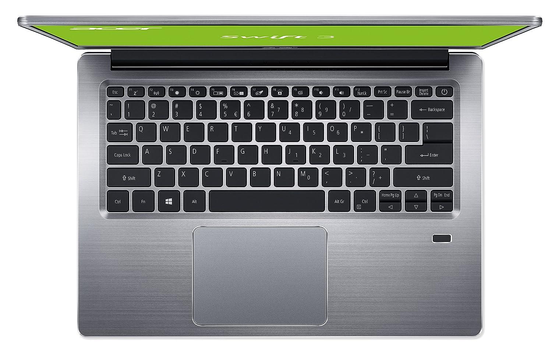 Acer Swift 3 35,6 cm Ultrabook 2 GB VRAM silber: Amazon.de: Computer ...