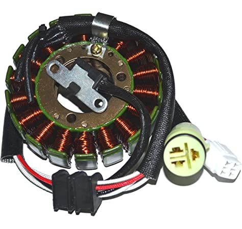 Stator For Yamaha Grizzly 660 YFM660 2002 2003 2004 2005 2006 2007 08 Generator